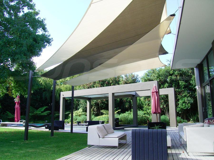 Sunsails patio covers pergolas
