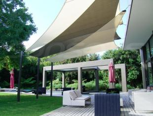 Sunsails patio cover
